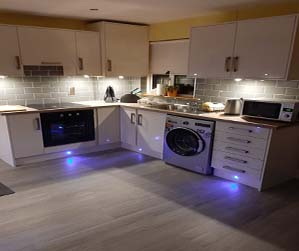 kitchen lighting Dublin